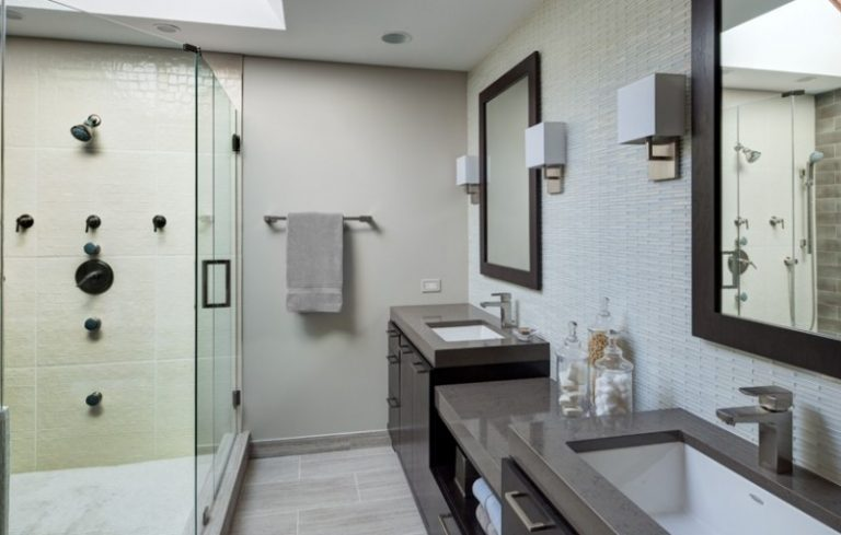 Bathroom Remodeling Cost In Los Angeles Renovation Contractors Fascinating Bathroom Remodeling Raleigh Painting