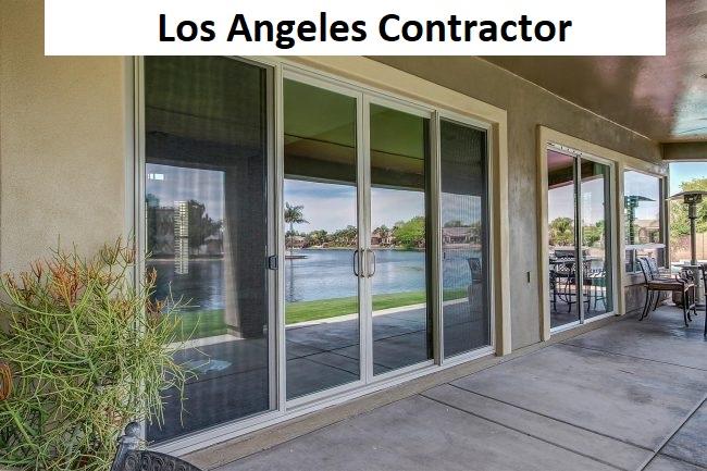 Sliding Door Installer Contractor Los Angeles